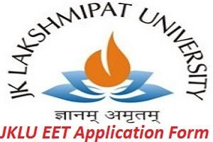 JKLU EET Application Form 2017