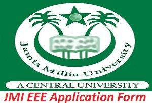 JMI EEE Application Form 2017