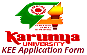 KEE Application Form 2017