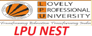 LPU National Eligibility and Scholarship Test 2017
