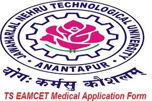 TS EAMCET Medical Application Form 2017