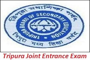 Tripura Joint Entrance Exam 2017