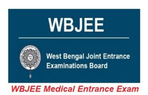 WBJEE Medical Entrance Exam 2017