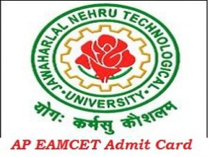 AP EAMCET Admit Card 2017