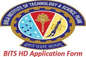BITS HD Application Form 2017