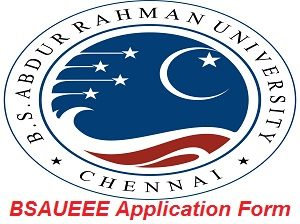 BSAUEEE Application Form 2017