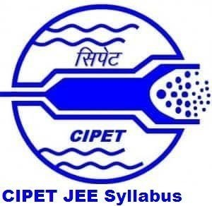 CIPET JEE Syllabus Exam Pattern 2017