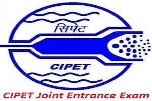 CIPET Joint Entrance Exam 2017