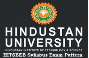 HITSEEE Syllabus Exam Pattern 2017