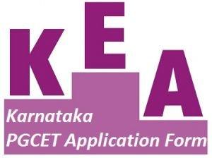 Karnataka PGCET Application Form 2017