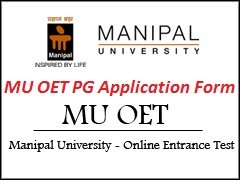 MU OET PG Application Form 2017