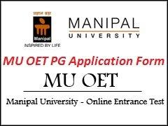 MU OET PG Application Form 2017