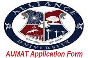 AUMAT Application Form 2017
