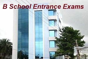 B School Entrance Exams 2017