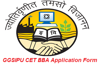 GGSIPU CET BBA Application Form 2017
