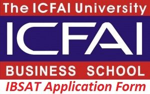 IBSAT Application Form 2017