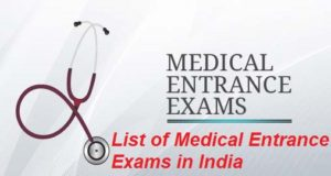 Medical Entrance Exams 2017