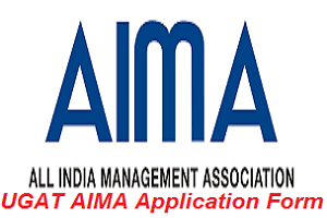 UGAT AIMA Application Form 2017