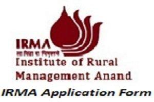 IRMA Application Form 2017