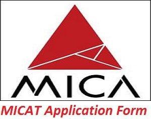 MICAT Application Form 2017