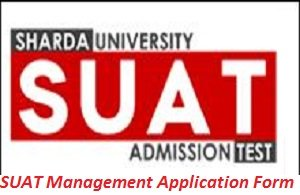 SUAT Management Application Form 2017