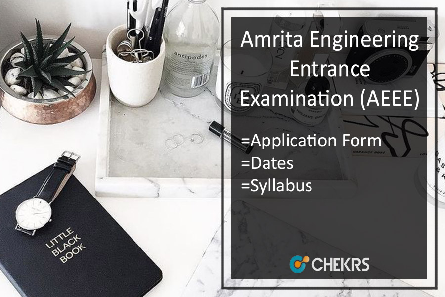 AEEE - Application Form, Dates, Eligibility, Syllabus, Exam Pattern
