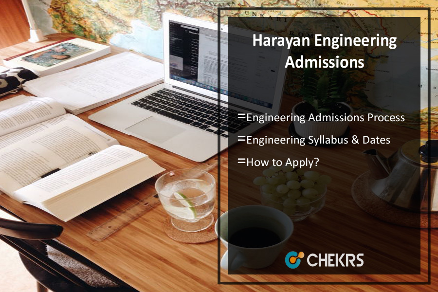 Haryana Engineering Admission - Form, Dates, Counselling