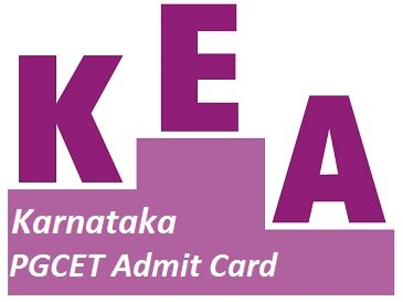 Karnataka PGCET Admit Card 2017