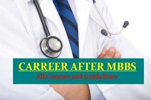MBBS Careers