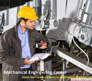 Mechanical Engineering Career