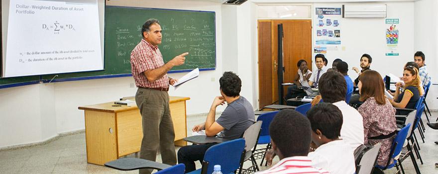 Undergraduate Program Importance