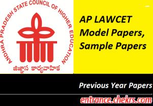 AP LAWCET Previous year papers