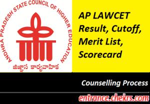 AP LAWCET Result 2017