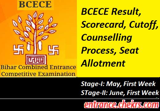 BCECE Result 2017
