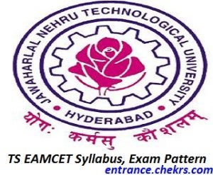 TS EAMCET Syllabus Exam Pattern 2017