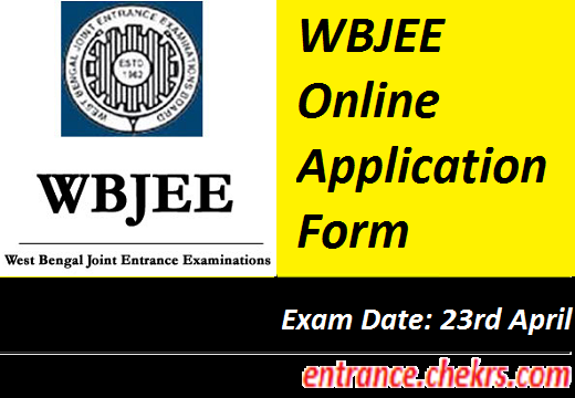 WBJEE Application Form 2017