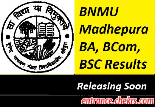 BNMU Madhepura Result 2017