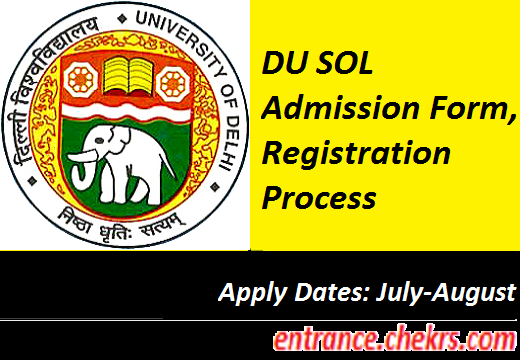 DU SOL Application Form 2017
