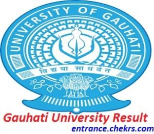 Gauhati University Result 2017