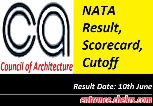 NATA Result 2017