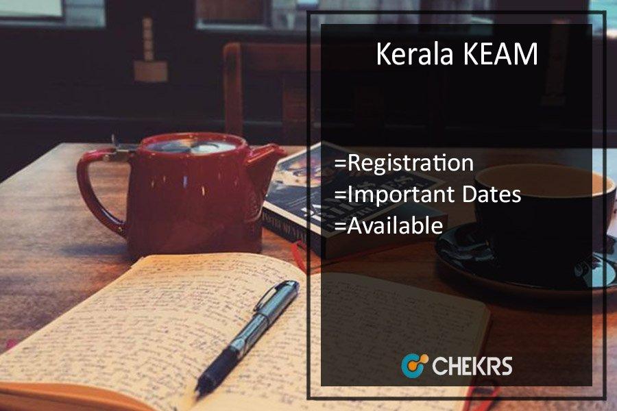 KEAM Registration, Exam Dates, Syllabus, Exam Pattern, Admit Card