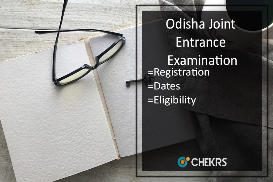 Odisha JEE Registration, Syllabus, Exam Pattern, Admit Card
