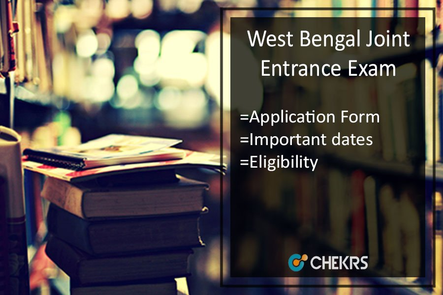 WBJEE Application Form Dates, Syllabus & Exam Pattern