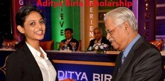 Aditya Birla group Scholarship