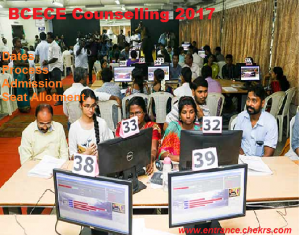 BCECE Counselling Process