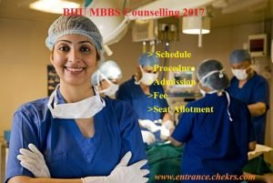 BHU MBBS COUNSELLING Schedule