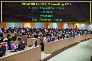COMEDK-UGCET Counselling