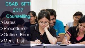 CSAB-SFTI Counselling