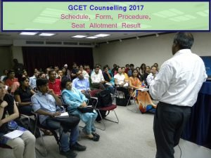 Goa CET Counselling