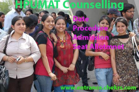 HPUMAT Counselling procedure